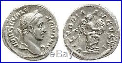SEVERUS ALEXANDER ALEXANDRE SEVERE (222-235) denier, 230 Rome