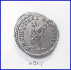 Septime Severe Denier denar denarius Neptume