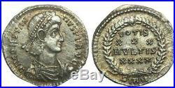 Silique constantin Roman Coin Denier Constantin