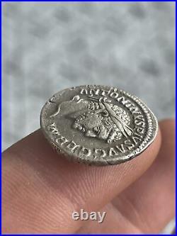 Superbe Denier Caracalla PMTR XXV IIII COS IIII PP 2,5g (Sesterce Antoninien As)