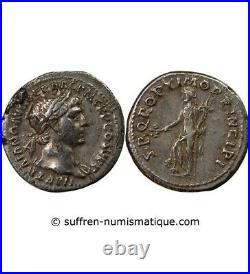 Trajan Denier Argent 103 / 111 Rome