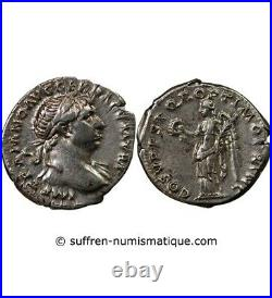 Trajan Denier Argent 107 Rome