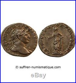 Trajan Denier Argent 109 Rome