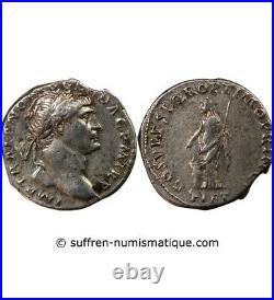 Trajan Denier Argent 111 Rome
