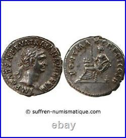Trajan Denier Argent 98 / 99 Rome