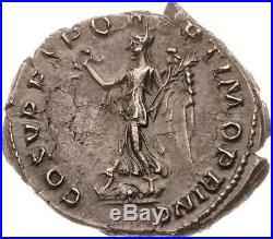 Trajan Denier Rome