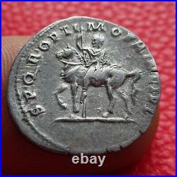Très beau Denier de Trajan OPTIMO, roman coin, monnaie romaine
