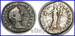 VITELLIUS Denier LIBERTAS RESTITVTA +69 ROME C. 47