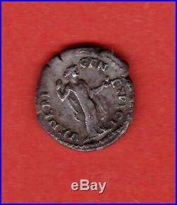 (rom 80) Monnaie De Sabine +136 Denier (veneri Genetrici) Ttb+ Rare